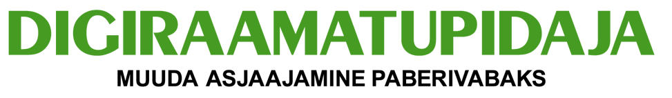 Digiraamatupidaja Logo